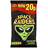 Space Raiders Pickled Onion (40 x 22g Bags)