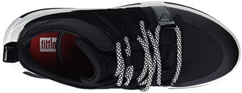 Fitflop Carita HIGH - TOP Sneakers - Black CO TOP Sneakers - Black CO