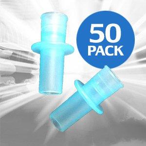 UPC 856844004069, TruBreez Premier Fuel Cell Breathalyzer Mouthpieces (50 Pack)