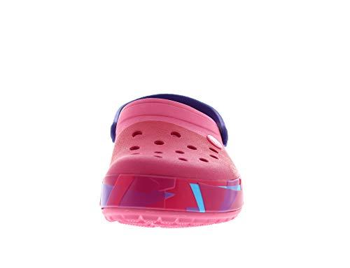 Prismatic Paradise Crocband Crocs Pink Clogs Clog A6qRnwEx8