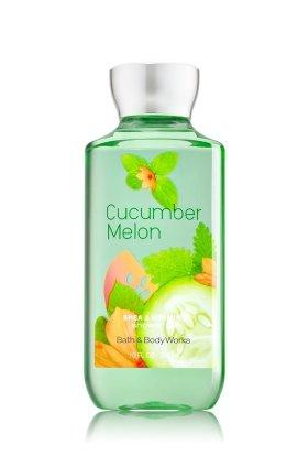 Gel de douche bain corps œuvres Concombre Melon 10,0 oz