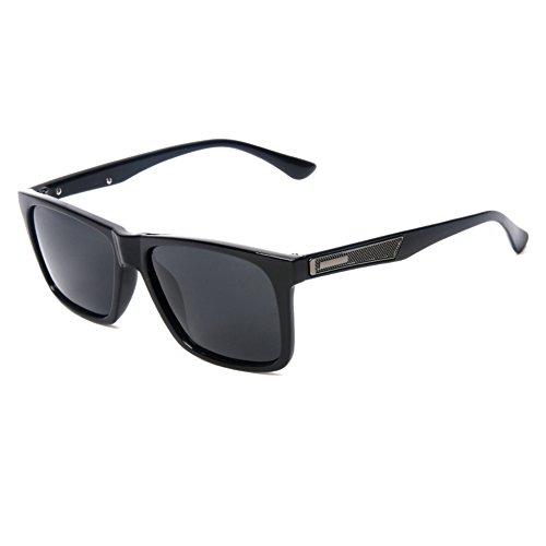 para A Protección Hombre B Polarizadas De Sol para UV Aviator Mujer Gafas 400 78aIqw
