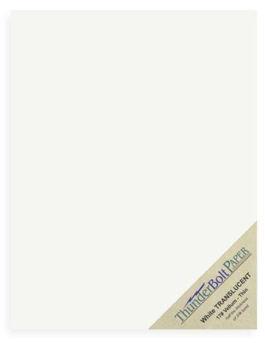 25 Sheets Vellum Paper - 7