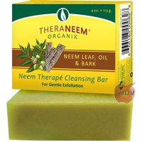 Bark Soap (TheraNeem - Whole Neem Leaf Oil & Bark Soap - 4oz)