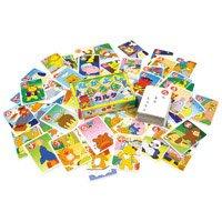 知育玩具 なかよし いろはカルタ かるた カード ゲーム 正月
