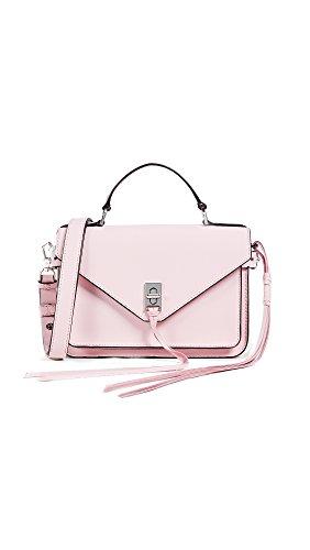 Rebecca Minkoff Women's Small Darren Messenger Bag, Peony, One Size