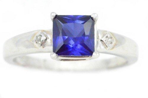 0.01 Ct Tanzanite Diamond - 5
