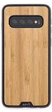 buy popular 5fa84 03221 Mous Samsung Galaxy S10 Case - Bamboo Wood - Limitless 2.0