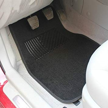 Uniqus Universal Carpet Floor Mats