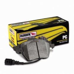 Hawk HB103Z.590 Performance Ceramic Front Brake Pads 1973-1975 Buick Apollo