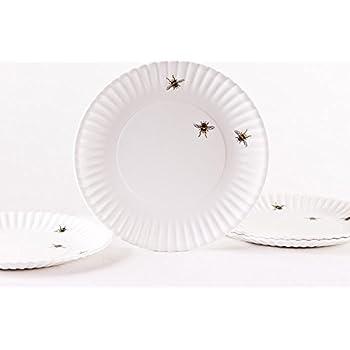Bees 9  Melamine Plates ...  sc 1 st  Amazon.com & Amazon.com | Bees 9