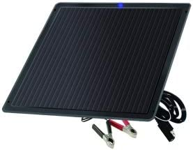 1Nature Power 7.5W Solar Power 12V Battery Trickle Charger