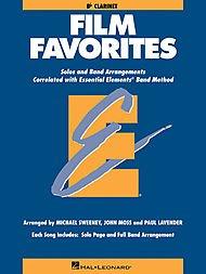 Hal Leonard Film Favorites B-Flat ()