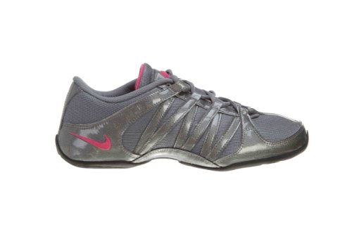 037ba799b3fb4e Nike Women s NIKE MUSIQUE IV WMNS DANCE SHOES COOL GREY VIVID PINK BLACK  (11
