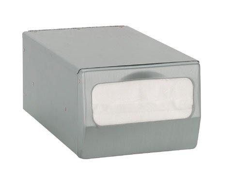 Dispense-Rite Napkin Dispenser countertop - CT-FULL-BS by Dispense Rite