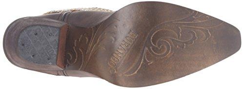 Mørk Brun Drd0123 Vestlige Durango Boot Kvinners IPqx1O