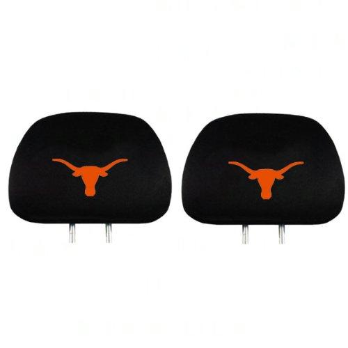 - Team Pro Mark Texas Longhorns Headrest Covers