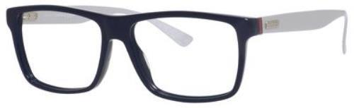 Gucci Gucci 1077 0E75 Blue Palladium Eyeglasses