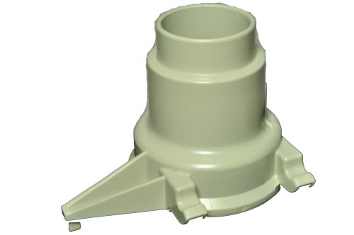 Kirby Generation 3 Hose Machine End Coupling, Color White, Fits: All Models G-3 Thru Present, Original Part Number at 210089