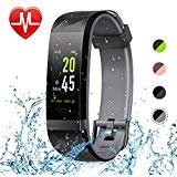 Best Heart Rate Monitor Watches - Letsfit Fitness Tracker Color Screen HR, Heart Rate Review