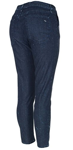 Rag & Bone Womens Jeans Size 26 RB-Dash Trouser in Ice Blue (26, Ice Blue) by Rag & Bone/JEAN (Image #5)