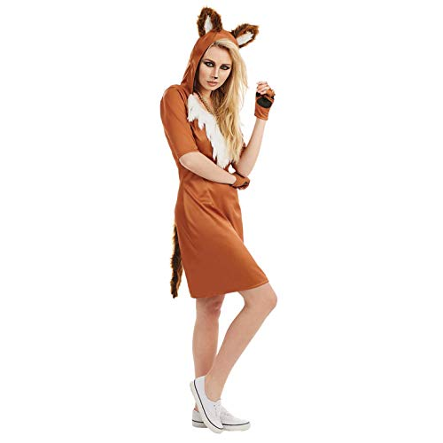 Fox Costume Woman (fun shack Women's, Fox,)