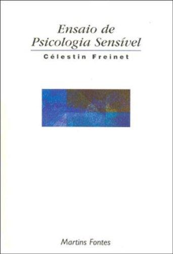 Ensaio de Psicologia Sensível