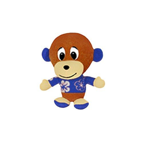 BlueShirt Hawaiian The Monkey Collectible Toy Blueshirt 15.5