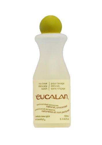 Eucalan Fine Fabric Wash Unscented 100ml