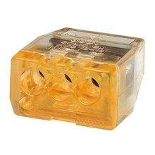 Dwos 250 Per Jar 3-Port Push-In Connector Ideal Industries 85216