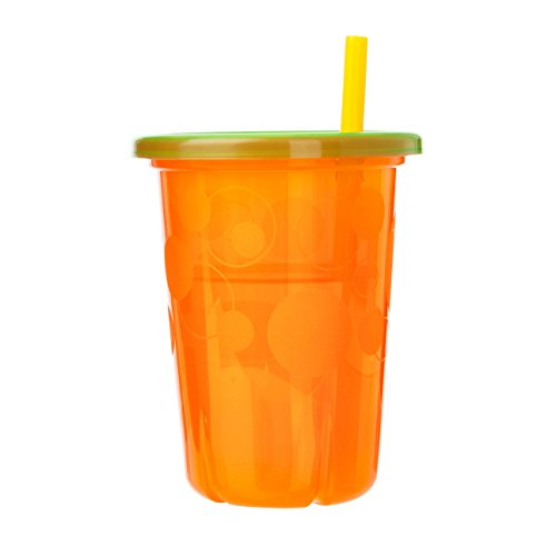 The First Years Take Amp Toss Spill Proof Straw Cups 10oz