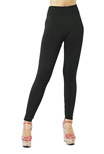 D&K Monarchy Women's Seamless Full Length Leggings