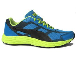 Puma Expedite Shoes for MEN Royal/lime/black Royal/Lime/Black