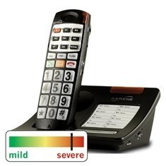 Serene Innovation DECT 6.0 Amplified Big Button Cordless Phone with Talking Caller ID