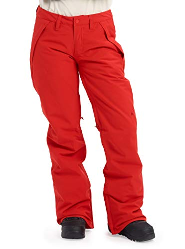 Burton Women's Society Pant, Flame Scarlet, -