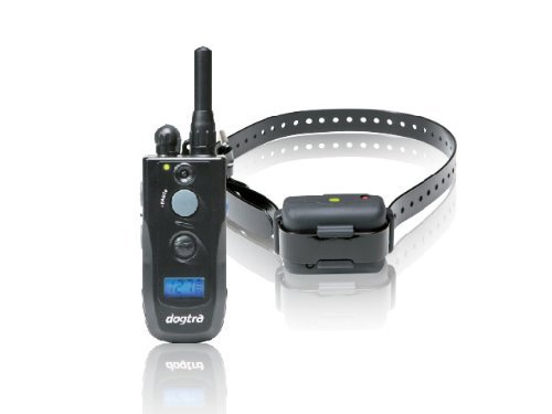 Dogtra D282NCP Platinum Training Collar - 2-Dog. 2-dog; Low to medium power; 1/2 mile range; nick and constant stimulation and vibrating page; waterproof collar/receiver; rechargeable; LCD Screen (Product Group: Remote Training Collars / None)
