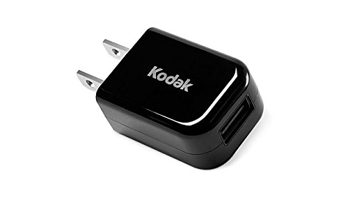 Kodak High Performance USB AC Adapter K20 (8085003) (Kodak Digital Camera Wall Charger)