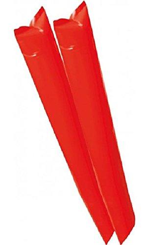 Mondial-fete - Clap Clap rouge 60 cm (la paire)