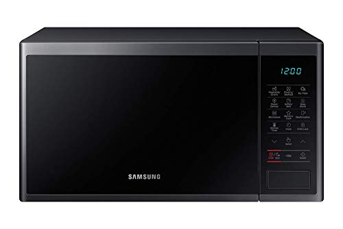 Samsung 23 L Solo Microwave Oven (MS23J5133AG/TL, Black) Discounts Junction
