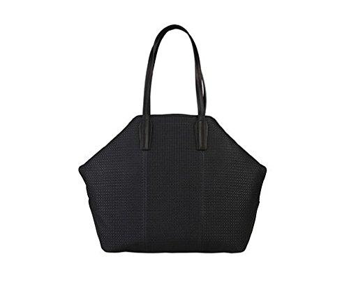Byblos Nero Women's Leather Shoulder Bag