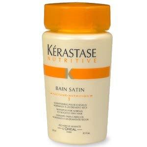 Kerastase Nutritive Bain Satin Nutrition 1 Shampoo 8.5 oz (Pack of - 1 Shampoo Nutrition Bain Satin