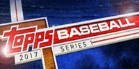[2017 Topps Series 1 Baseball Cards Hobby Jumbo Box (10 Packs of 50 Cards, Rainbow Parallels, 1 autograph and 2 relic cards)] (Baseball Parallel Card)