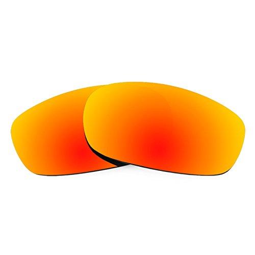 Verres — Reu Rechange Square Rouge Options Mirrorshield Wire 2 0 Polarisés Pour De Oakley Plusieurs rf78r1
