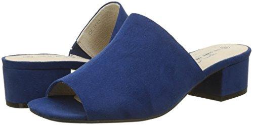 Factory Femme s Bleu bleu The Mules Awica Divine U5q5F