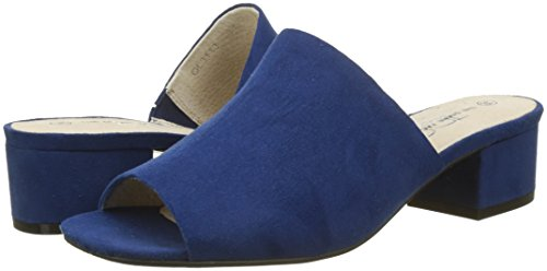 Divine Mules Awica Femme s The Bleu bleu Factory dUOPqnxwp