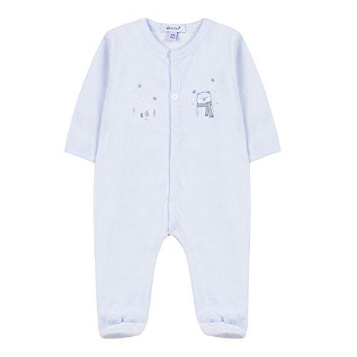 Baby Absorba 41 Azul cielo Boy Pijama Azul 5zzqpH