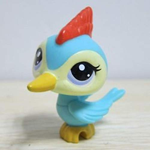 LPS Littlest Pet Shop #2642 Woodpecker, Collectible Replacement Single Figure Loose (OOP Out of Package)