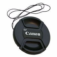 Stookin Lens Cap 58 mm Lens Cap for Canon