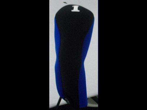 Charter iron gloves golf royal blue headcover 1