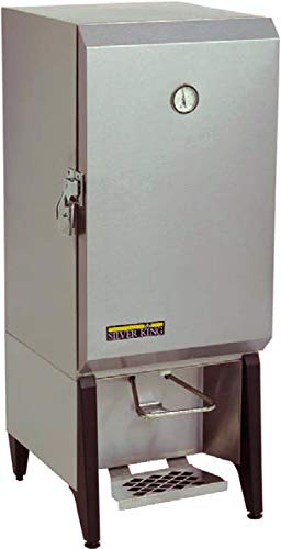 Silver King SKMAJ1/C4 Refrigerated Milk Dispenser, 14